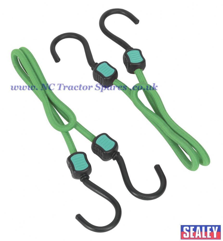 610mm Bungee Cord Set 2pc